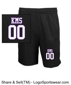 KMS Shorts Design Zoom